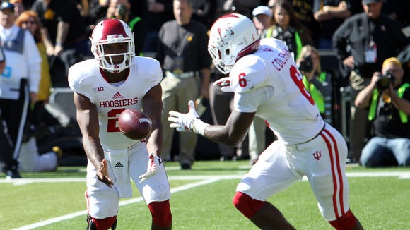 IU fans can expect to see plenty of Covington-to-Coleman exchanges.