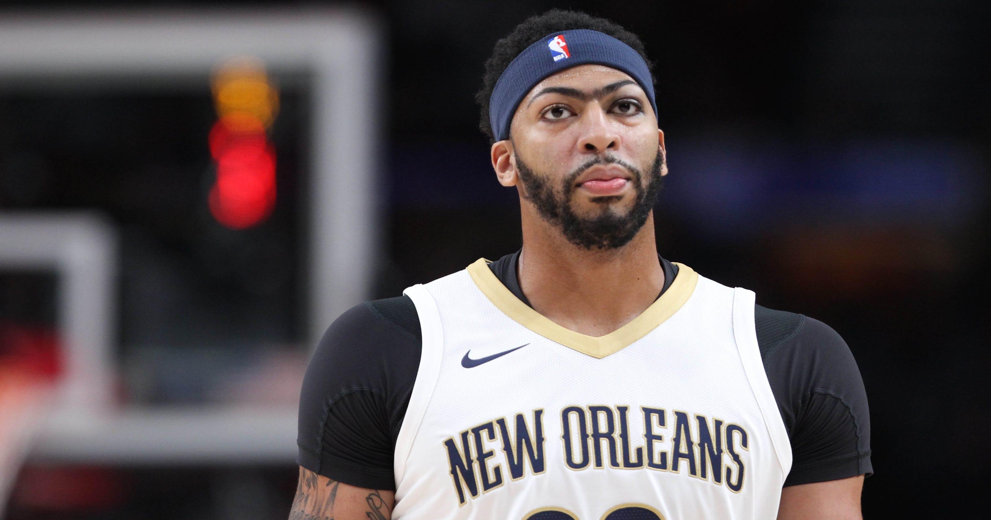 2104cc793 Cavs-Pelicans  Anthony Davis