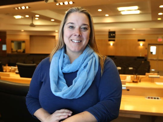Rockland County Legislator Legislator Laurie Santulli