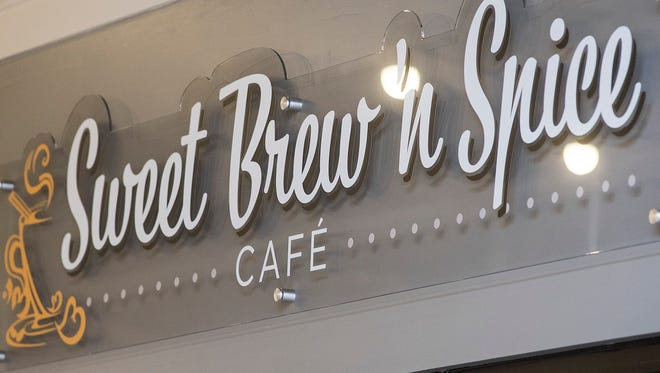 Sweet Brew 'n Spice Cafe is open in Northville Square.
