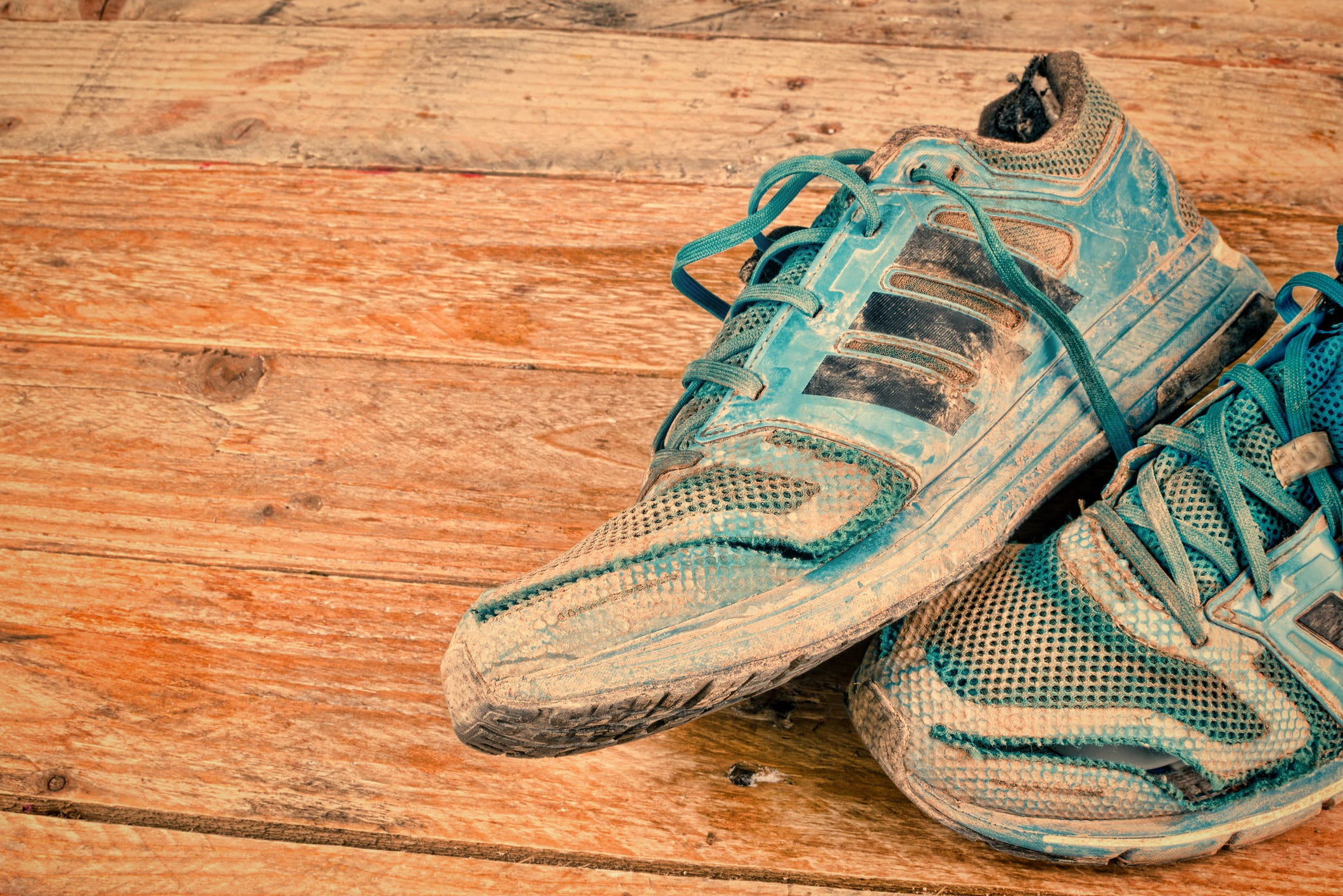 How to clean dirty sneakers in the