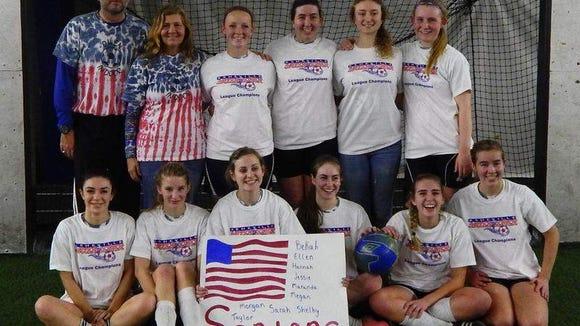 Owen soccer team's seniors