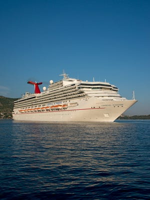 The Carnival Sunshine is one of more than 20 ships operated by Carnival Cruise Line.