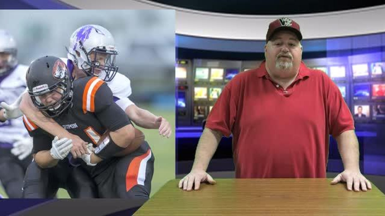 Steve Clark previews high school football games around the area on the latest edition of Manitowoc Herald Times Reporter's Spotlight on Lakeshore sports.