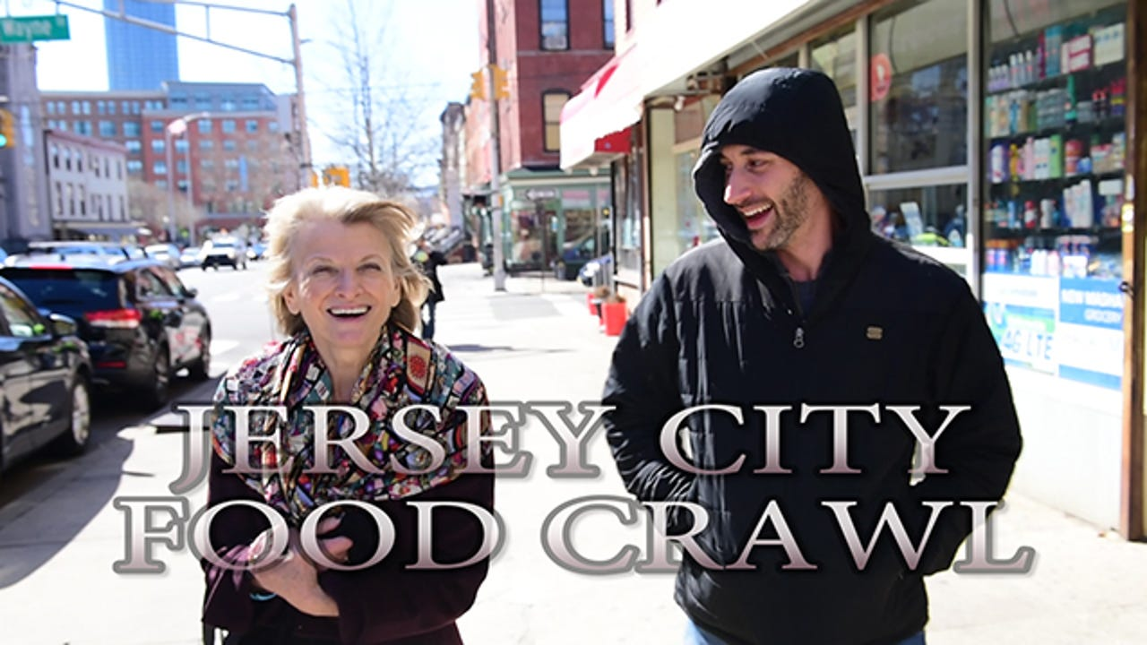 Chef of Razza Pizza Artigianale, Dan Richer, takes us on a food crawl of Jersey City.