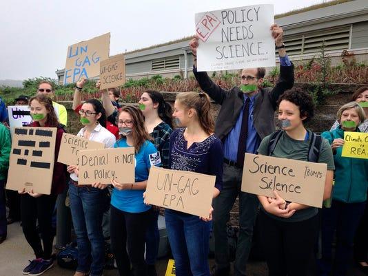 AP CLIMATE CHANGE EPA A USA RI