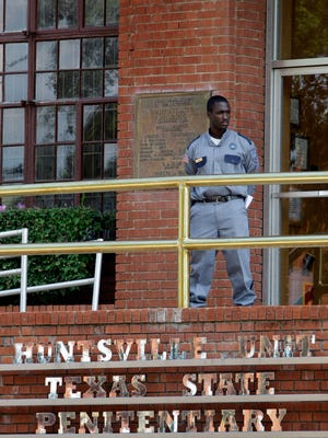 The Texas State Penitentiary at Huntsville could see four executions this month.