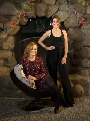 """""""It's going to be easy and delightful,"""" says Tina Fey."""
