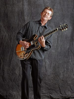 """Chicago blues veteran and Green Bay native Billy Flynn headlines the """"Blues on the Bay"""" blues festival Aug. 27 in Ellison Bay."""