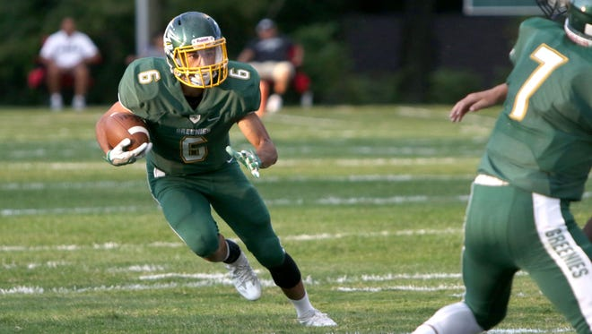 Christ School is the second-ranked team in NCISAA Division II football.