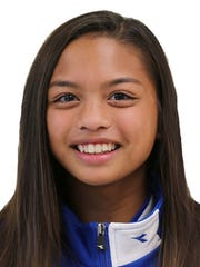 At 15, Abi San Gil is one of the youngest soccer players
