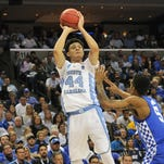 Unexpected Final Four features favored North Carolina and three tough outs