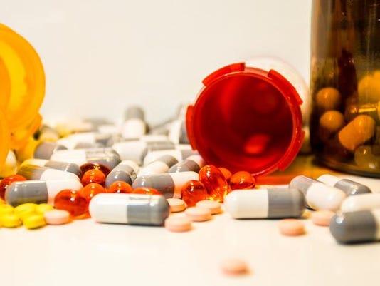 Big Pharma Drugs Opium Pills Overdose on the Rise