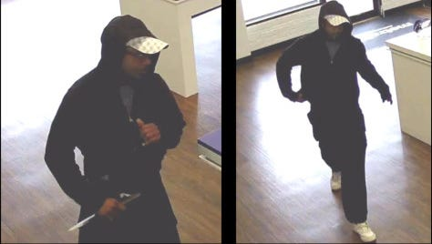 Corpus Christi Police Detectives are asking the public for help Identifying this suspect involved in two robberies.