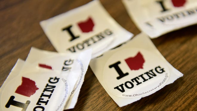 Voting day is Nov. 5.