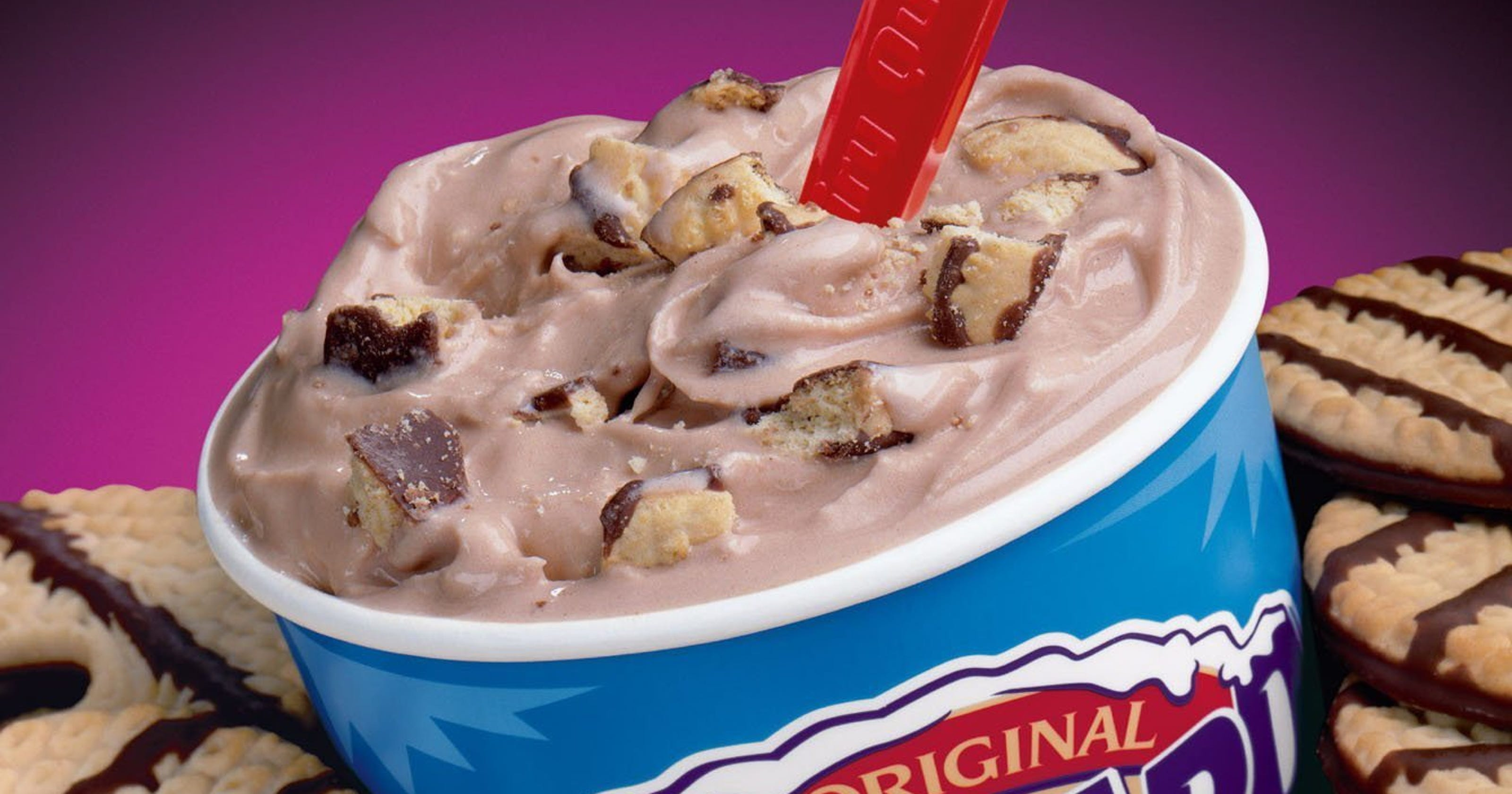HOW TO GET A FREE DQ BLIZZARD