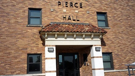 MSU has closed its second smallest dorm, Pierce Hall, for the spring.