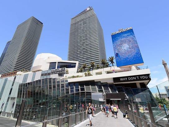 The Cosmopolitan of Las Vegas  Deal: Buy one night,