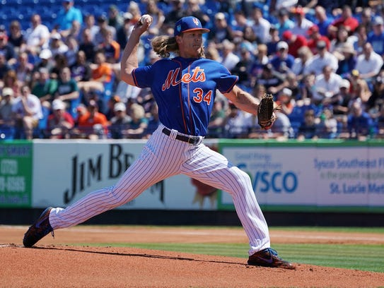 The Mets will need Noah Syndergaard and the rest of their staff to be healthy if they are to have any chance of challenging the Nationals for the NL East title.