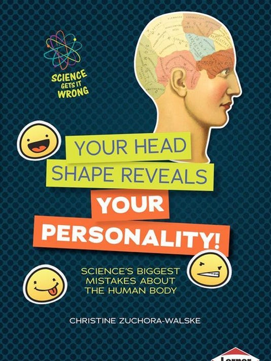 Your Head Shape book