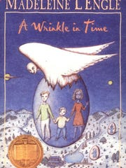'A Wrinkle in Time' by Madeline L'Engle