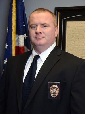 Cambridge Police Department Detective Roy Angler