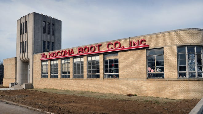 The old Nocona Boot Co. building will be the location of a new food bank and community outreach effort among other ventures. Hope 29:11, a new community outreach and food bank in Nocona, will host its first event Thursday, Dec. 22, from 9 a.m. to 5 p.m. and hand out items such as diapers, hygiene products, snacks, cookies, chips, drinks and more.