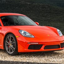 2017 Porsche Cayman is completely updated