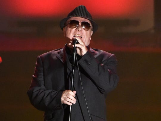 Van Morrison will perform Oct. 13-14 at The Show at