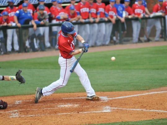 Bulldog baseball vs ULM