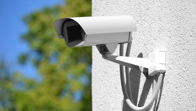 The type of cameras involved are known as Internet Protocol (IP) cameras. These cameras can send and receive data through a computer network or through the Internet and are used in everything from surveillance systems to baby monitors.