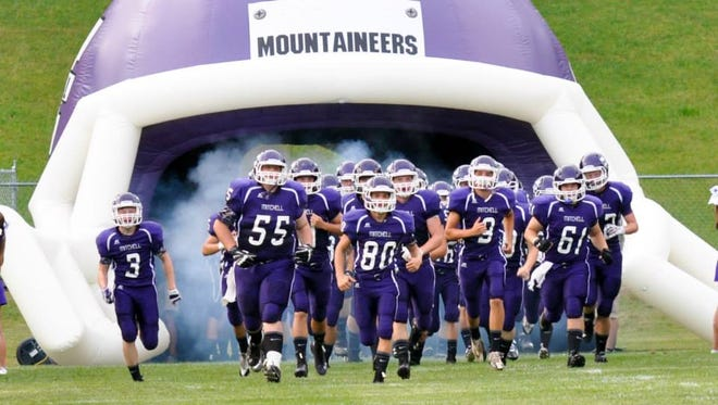 Mitchell's Oct. 8 football game at Polk County will be televised live by WMYA (40).