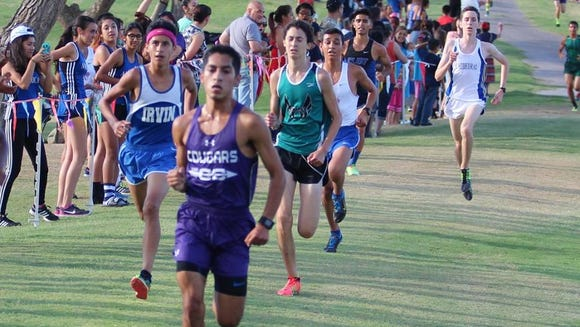 The cross country action heats up this week with races