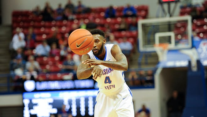 Louisiana Tech senior LeAntwan Luckett is one of several Bulldogs who will need so step up in Qiydar Davis' absence during the next month.