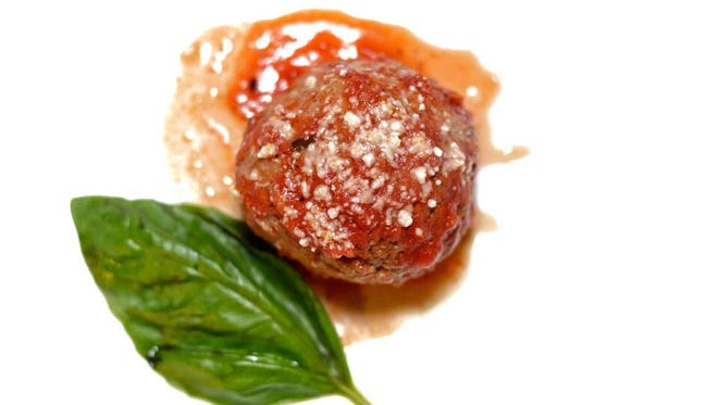Nunzio's Kitchen uses their own 35-year-old meatball recipe.
