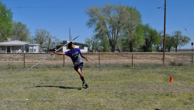 The Mescalero track and field team will compete at the  Ruidoso Invitational at 9 a.m. April 16.