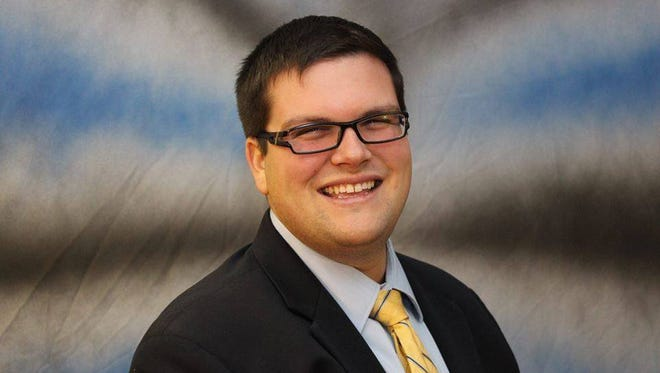 Sam Friedman, who formerly served as UCF Hillel's director of community relations, has been named assistant director of the Jewish center.