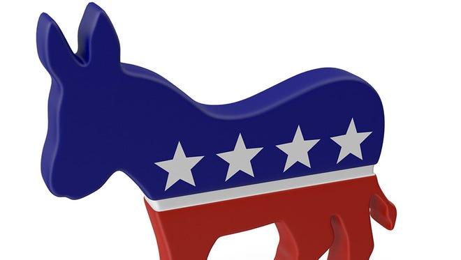 File Image - Democrat Logo
