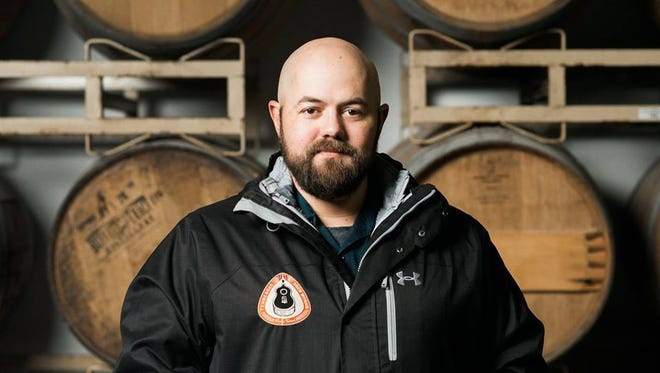 Tennessee Brew Works Chef Jay Mitchell
