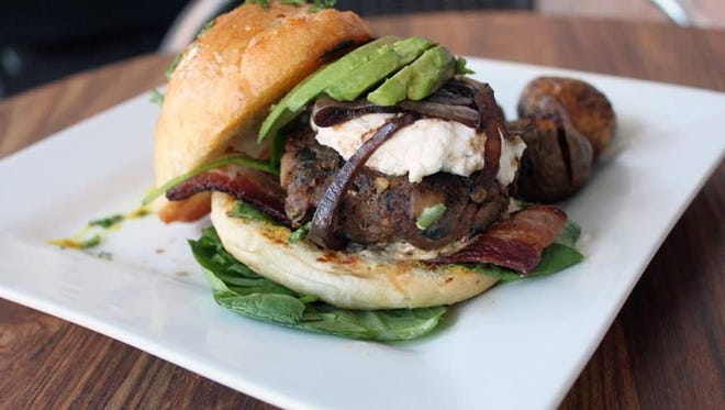For a limited time in September, Cedar's Cafe guests will have the chance to try the restaurant's winning blended burgers.