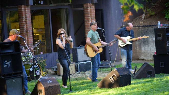 """Jess Carter will perform at the annual """"Gig on the Grass"""" concert Saturday, August 19"""