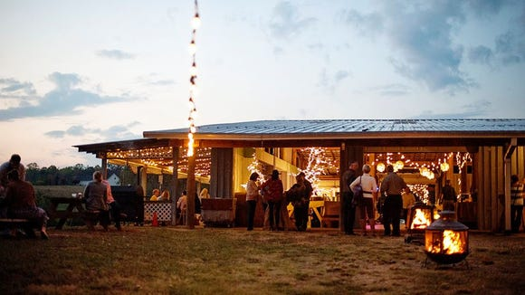 Greenbrier Farms' annual Campfire Social raises money for Project Host.