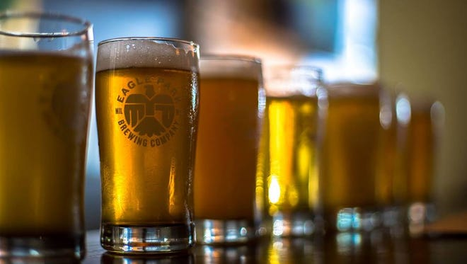 Eagle Park Brewing will host a Joint Beer Fest on April 20.