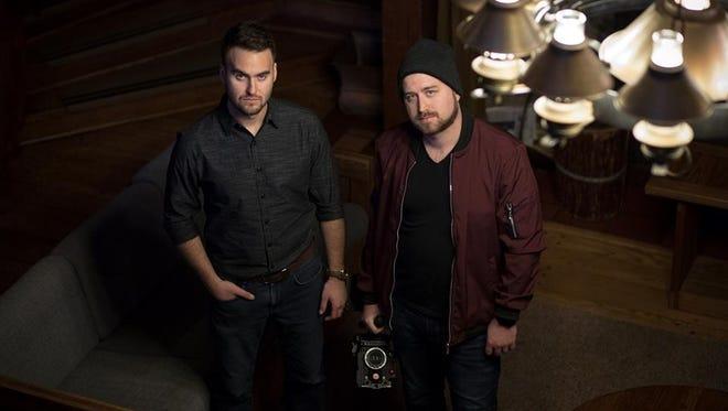 Andrew Bennett and Kenneth Stevenson