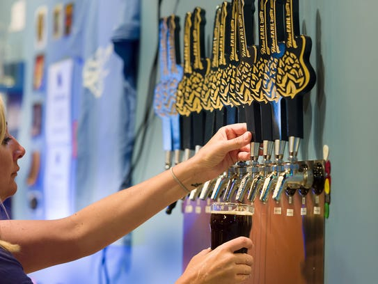 Blue Earl Brewing Company is one option for those celebrating