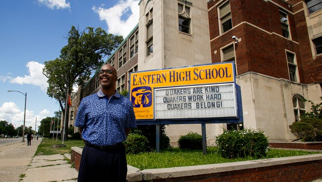 Marcelle Carruthers is taking over as the new principal at Lansing Eastern High School this fall.  Carruthers is an alumnus of Eastern, where he was ranked the best quarterback in the state during his senior year in 1983. He went on to play football at Central Michigan University before returning to coach football at Everett High School in 1999.