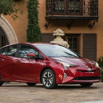 Take a look at the 2016 Toyota Prius