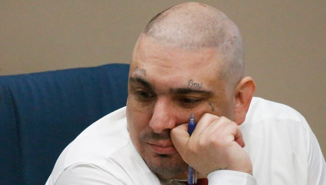 Ever Mendez, 34, was found guilty Thursday of one count of capital murder of a person younger than 6 years old in the death of Isaiah Villanueva on May 11, 2012. He faces life in prison without parole.