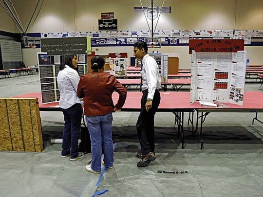 A bill sponsored by Rep. James Strickler, R-Farmington, would expand the ability of home-schooled students to compete in state academic activities, such as the San Juan Regional Science and Engineering Fair.