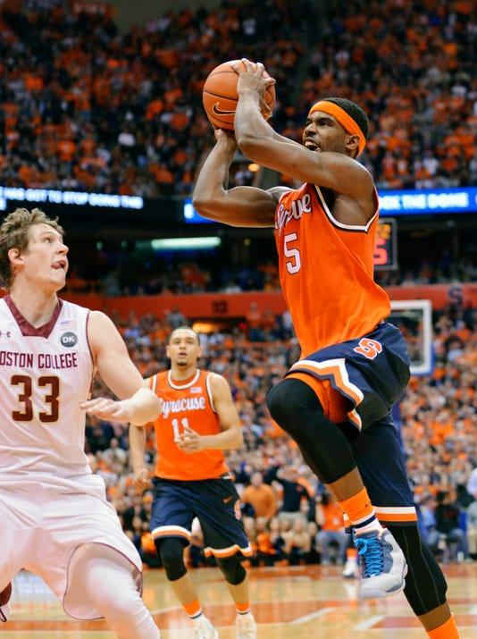Syracuse Faces Virginia In Pivotal Acc Contest